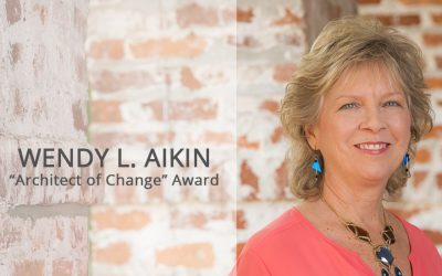 "WENDY L. AIKIN ""Architect of Change"" Award"