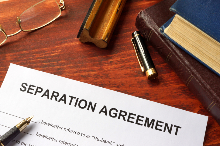 Separation Agreement Lawyer in Orlando, Florida